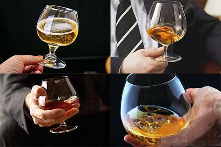 白兰地的五种喝法