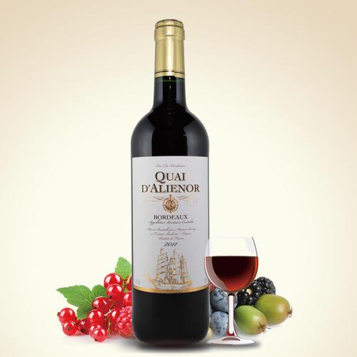 2011年波尔多红酒