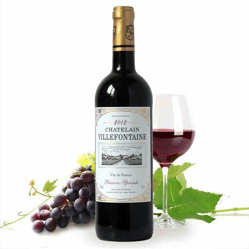 波尔多干红葡萄酒口感