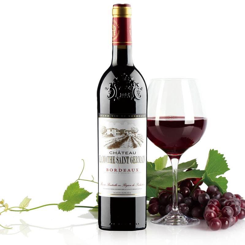 波尔多红酒的分类