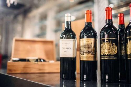 波尔多红酒分类
