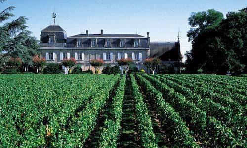 波尔多葡萄酒产地和特色