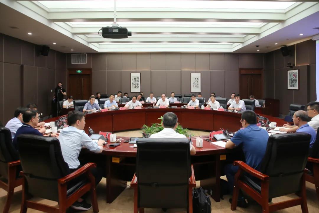中国酒业协会2020年白酒产业调研座谈会在茅台召开