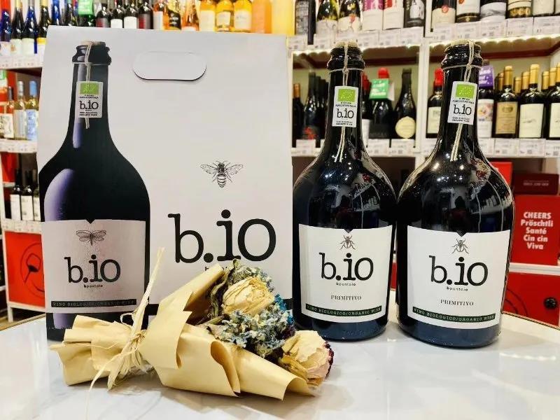 意大利巨头企业打造双有机认证葡萄酒
