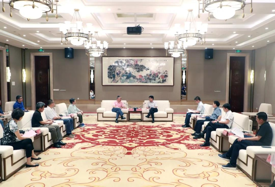 茅台集团与中国太平洋财产保险股份有限公司座谈