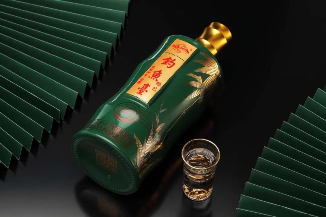 钓鱼台·臻艺酒(君品竹)强势出炉!