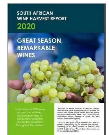 南非葡萄酒大量积压,渴望进入中国市场