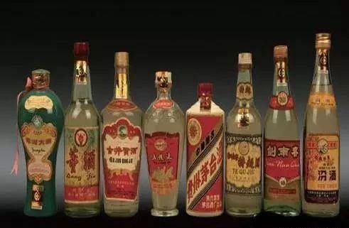 介绍一下白酒主要有哪些香型