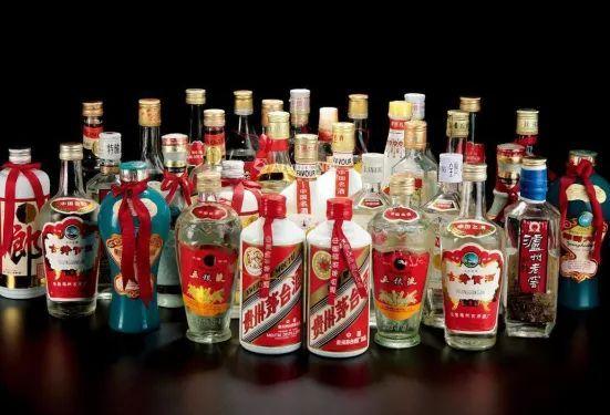 中国主要白酒品牌有哪些