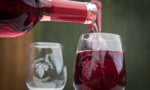葡萄酒的酿造过程详情