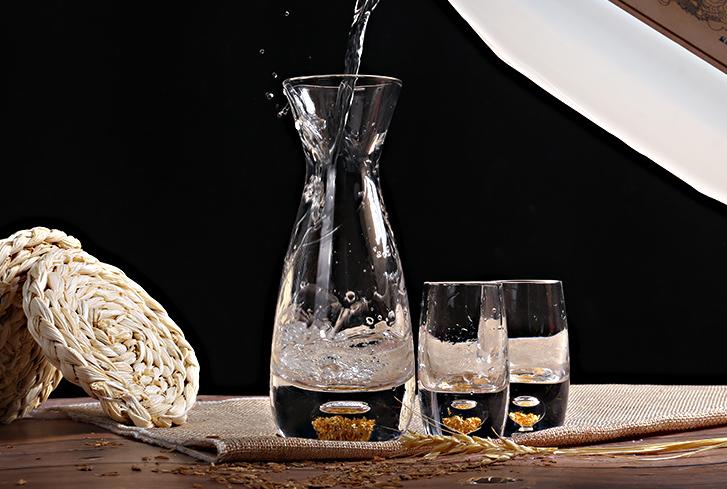 鉴定纯粮白酒有哪些方法?