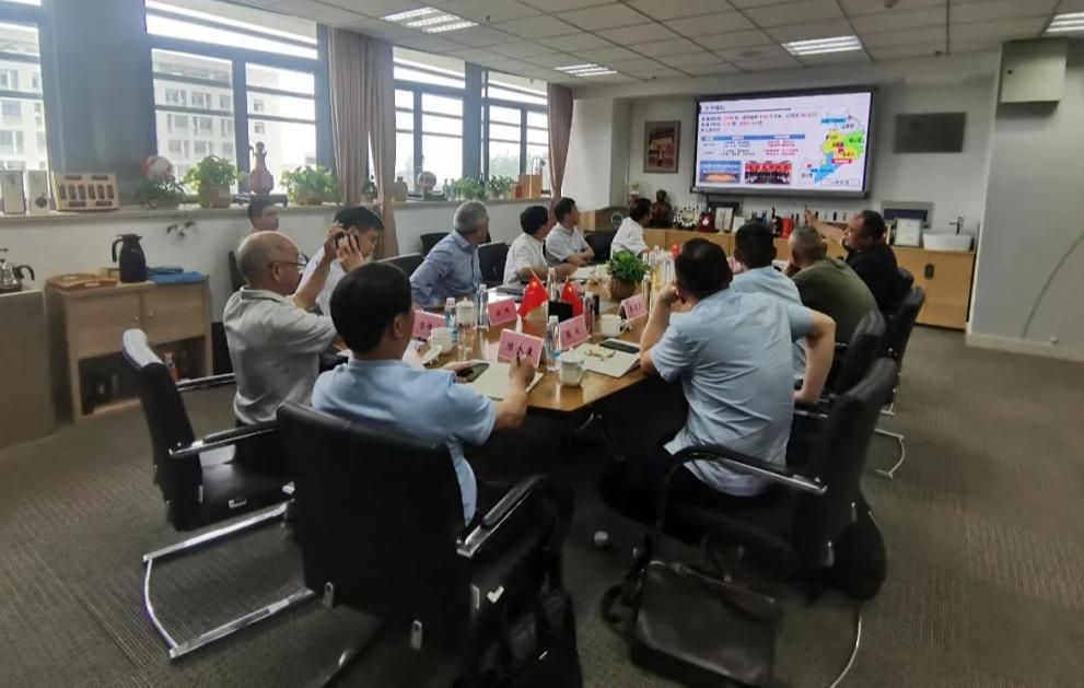 古越龙山江南大学黄酒酿造创新实验室举行工作交流会举办
