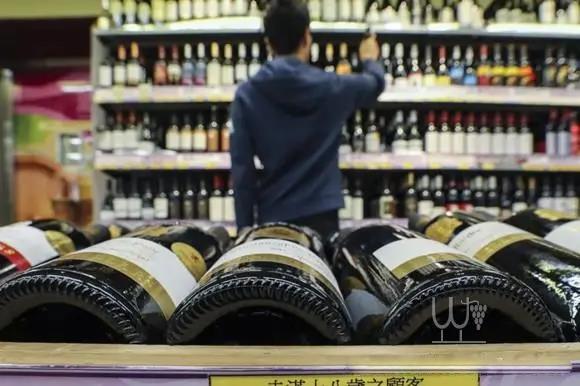 香港葡萄酒进口量额连续两年下降