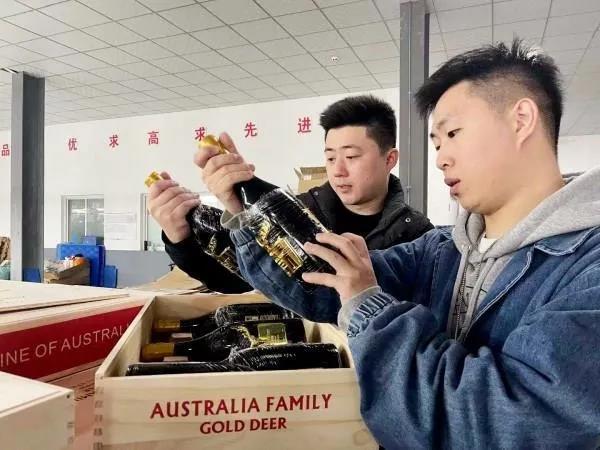 上海破获假奔富、假波尔多AOP特大案
