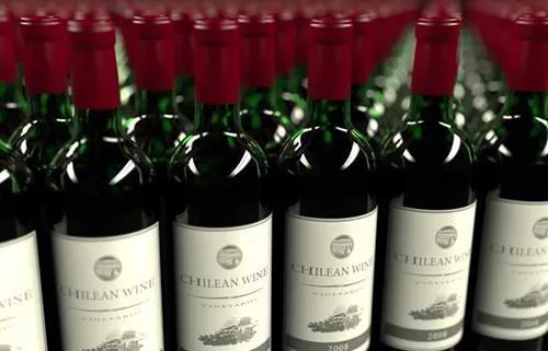 智利一季度葡萄酒出货量猛增15.6%,向中国出发!
