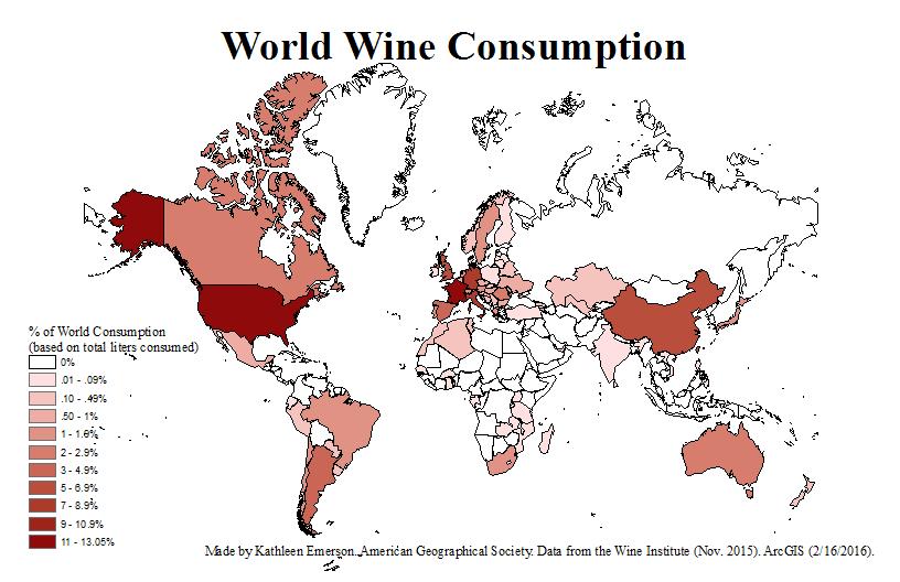 为什么红酒征服全球,白酒走不出国门?