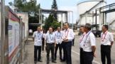 李曙光董事长带队开展安全生产等三项重点工作专项督查