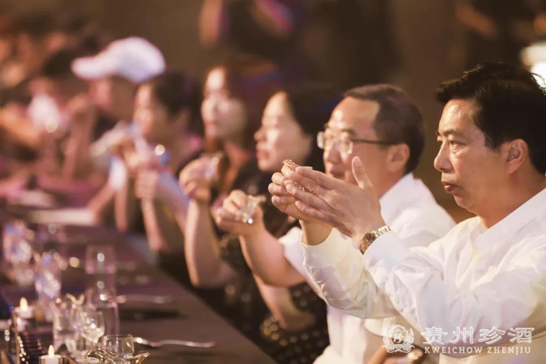 """贵州珍酒全国启动""""传奇夜宴"""",看其如何圈粉高净值人群?"""