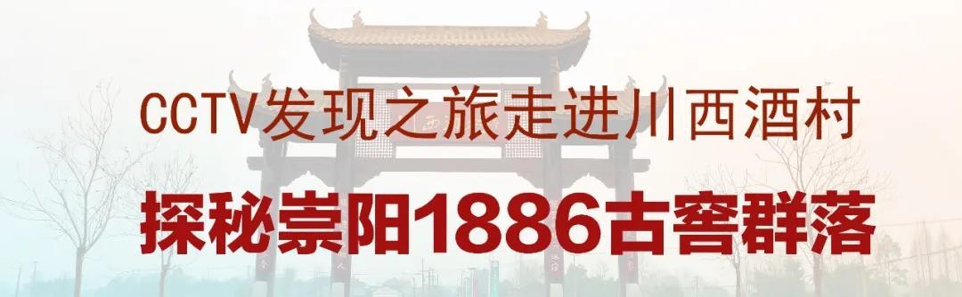 "CCTV发现之旅   走进川西酒村""崇阳1886古窖池群落"""