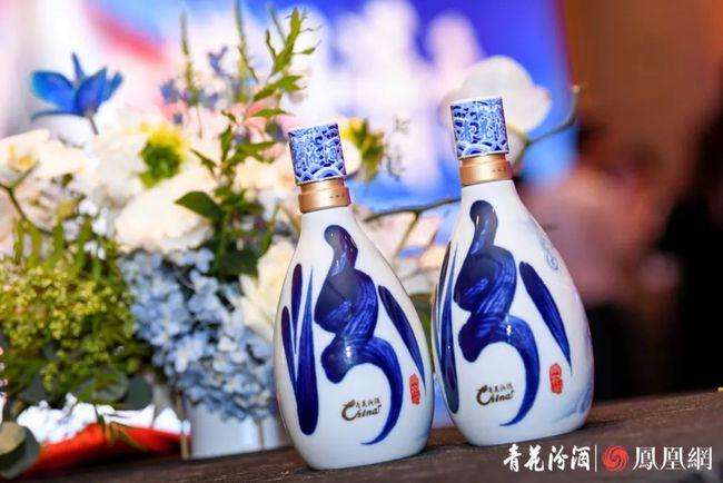 青花汾酒40·中国龙上市进击超高端,释放中国白酒自信