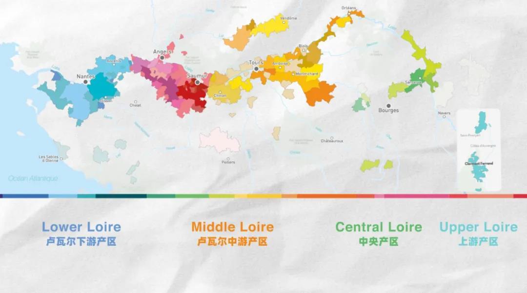 最可能成为下个勃艮第的法国产区—卢瓦尔河谷